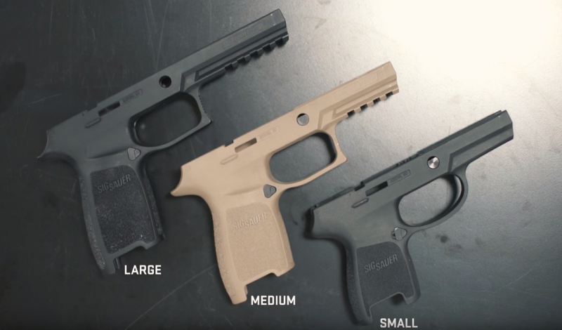 REVIEW: Sig Sauer P 320 (VIDEO)