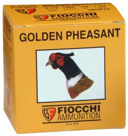 Fiocchi Golden Pheasant Ammunition - Per Box