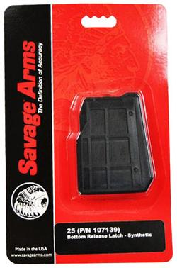 Savage 55222 Magazine 25 22 Hornet