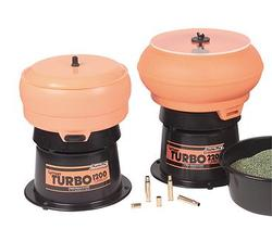 Lyman Turbo Tumbler 1200 Auto-Flo - 115V w/ Media