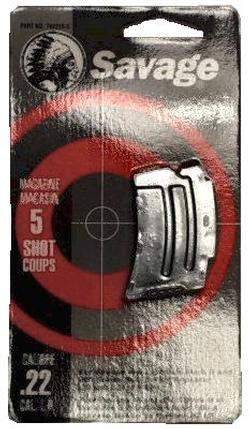 Savage Arms MK II Series .22 LR/.17 M2 Magazine - Stainless Steel