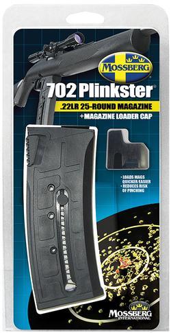 Mossberg 702 Plinkster Magazine Black .22 LR 25rd