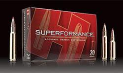 Hornady Superformance SST Rifle Ammo