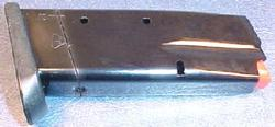 EUROPEAN AMERICAN ARMS  MAG WITNESS COMPACT 10MM 9RD STEEL FRAME