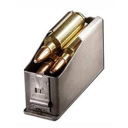 Sako 85, 5 Round Rifle Magazine, For Magazine Type B, Stainless Steel, Small Action S5AR0384-5RD