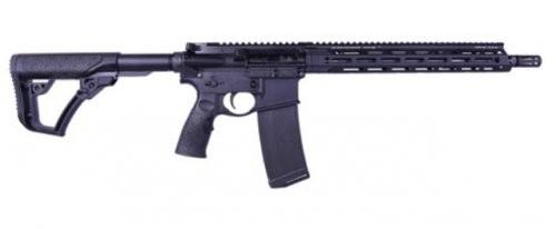 "Daniel Defense M4 V7 SLW 16"" 556NATO 32RD BLK"