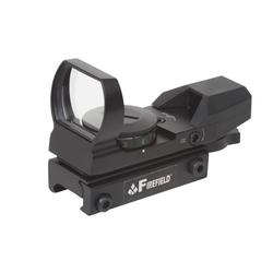 Firefield Red/Green Reflex Red Dot Sight, Black - FF13004