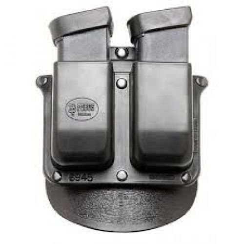 Fobus Paddle Double Magazine Pouch for Glock 10/45