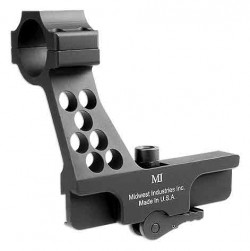 Midwest Industries MI-AK-RD AK 30mm Red Dot Side Mount