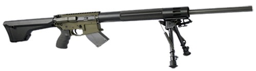 Franklin Armory ODG F17-L Semi Automatic Rifle .17 WSM 20 Inch 10Rds