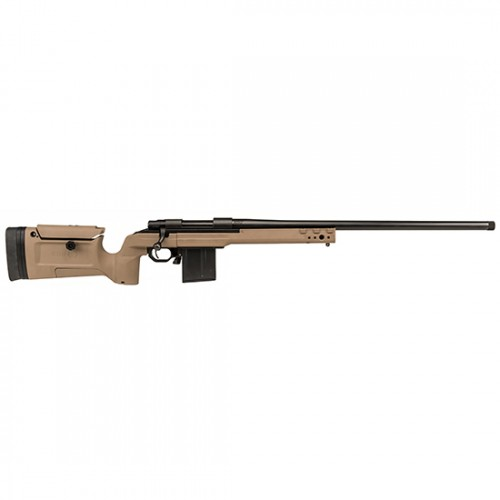 "Legacy Sports KRG Bravo Chassis Bolt Action Rifle 6.5 Creedmoor 26"" Barrel 10 Round Flat Dark Earth"