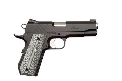 Ed Brown Alpha Carry Gen4 Black .45ACP 4.25-inch 7rd
