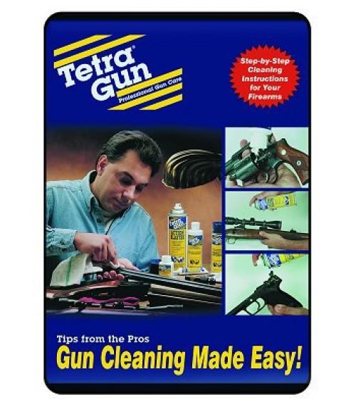 Tetra 1500B1 Gun Care DVD