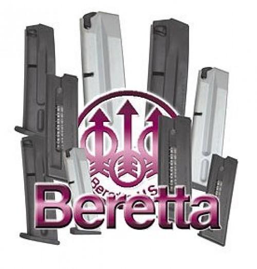 Beretta Factory Pistol Magazines