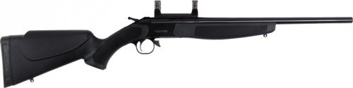 CVA Hunter Compact Blued Black 20ga Rifled Slug