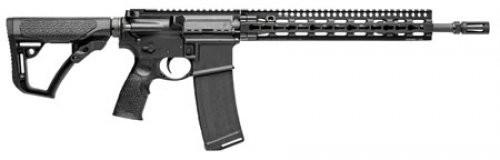 Daniel Defense DDM4 V11 SLW Black 5.56 / .223 Rem 14.5-inch 30Rds