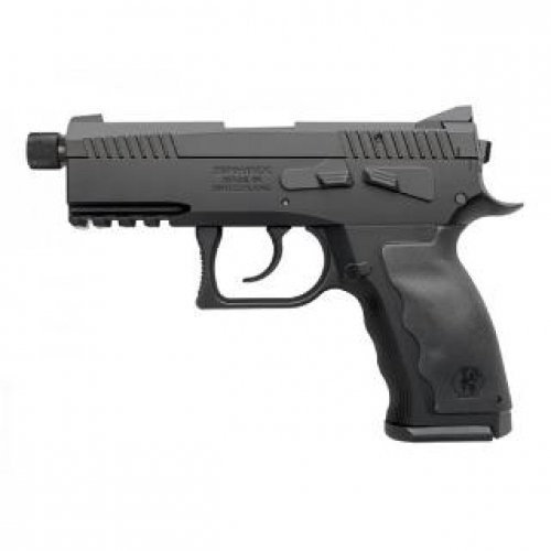 Kriss Sphinx Sdp 9mm Thrd Comp Blk Dasa 15rd