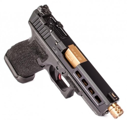 ZEV Technologies ZEV G19 G3 Dragonfly Blk TH 9mm