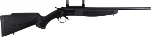 CVA CR5805 Hunter Black 20Ga 24-inch Single Shot Rifle