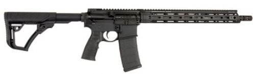 Daniel Defense DDM4 V7 Semi Auto Rifle Black .223 / 5.56 Nato 16 inch 10 Rd Threaded Barrel CA COMPLIANT