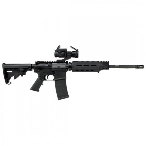 Alex Pro Firearms Econo AR-15 223 Wylde 16in 30rd Black W/ Vortex Optic RI013