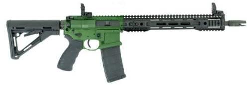 "BFSIII Equipped M4-SBR-L 14.5"",5.56 NATO"
