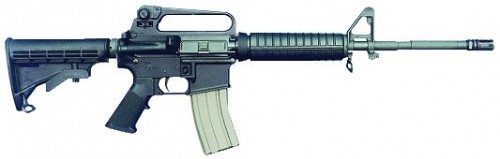 Bushmaster XM-15 M4A2 Type Patrolman 5.56/.223 16-inch 30rd