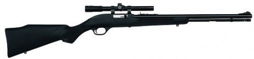 Marlin 60 .22LR 19 inch BL Synthetic with SC 70651