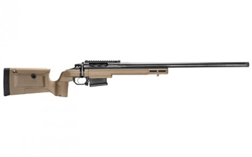 "SEEKINS HAVAK BRAVO 308WIN 24"" FDE"