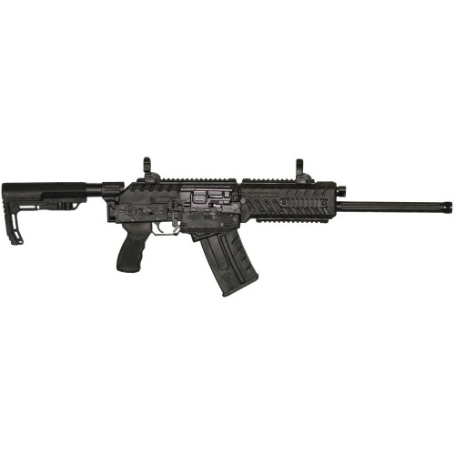 "Origin-12, 12 Gauge, 18"" Barrel, 5 Rounds, Black"