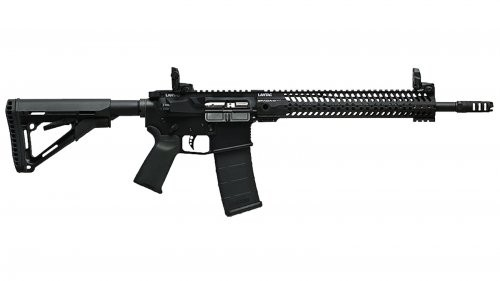 Lantac Raven Tactical Centerfire Rifle - Stainless Steel