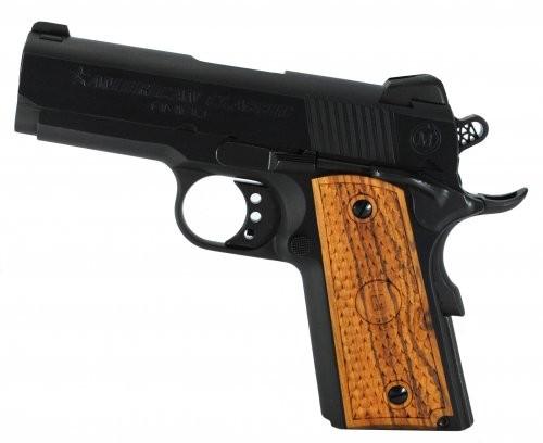 American Classic Amigo Deep Blue/Wood .45ACP 3.5-inch 7rd
