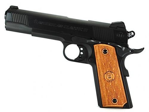 American Classic GOV II 1911 Blue 9mm 9+1