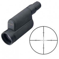 Leupold Mark 4 20-60x80mm, Black Spotting Scope, TMR Reticle 110826