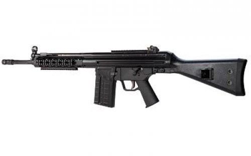 PTR 91 A3S 308WIN 18 SLIM BLK HG FXD STK 20RD