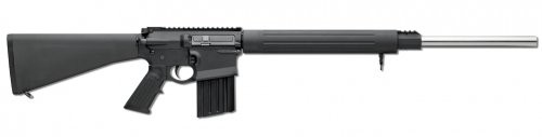 Dpms GII Bull Semiautomatic Rifle - Stainless Steel