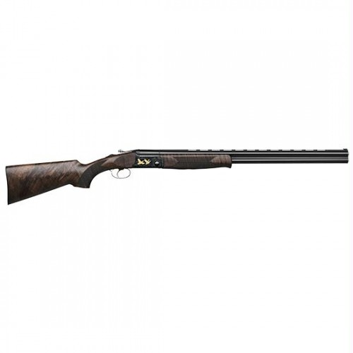 "F.A.I.R SLX 600 Black Edition Over / Under Shotgun 12 Gauge 28"" Barrel European Walnut Wood"