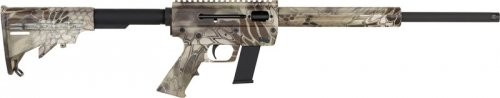 "Just Right Carbine Takedown Semi Auto Rifle .45 ACP 17"" Barrel 13 Rounds Tube Style Forend Kryptek Highlander"