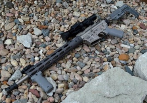 WMD GUNS AR15 CHASSIS