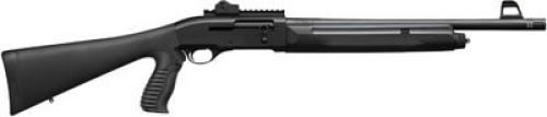 Weatherby SA4591219PGM SA459 Semi-Automatic 12 Gauge Black Synthetic