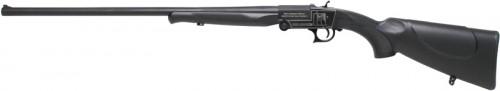 "Iver Johnson IJ700 Single Shot Break Action Shotgun 20 Gauge 26"" Barrel 1 Round 3"" Chambers Synthetic Stock Black Finish"