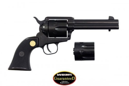 Chiappa 1873-22 Single-Action Black .22LR 4.75-inch 6rd