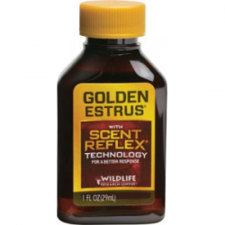 Wildlife Research Center Golden Estrus with Scent Reflex Technology (1 OZ)
