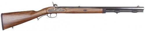 Lyman Deerstalker Percussion Rifle Blued / Hardwood .50 24-inch 1Rd