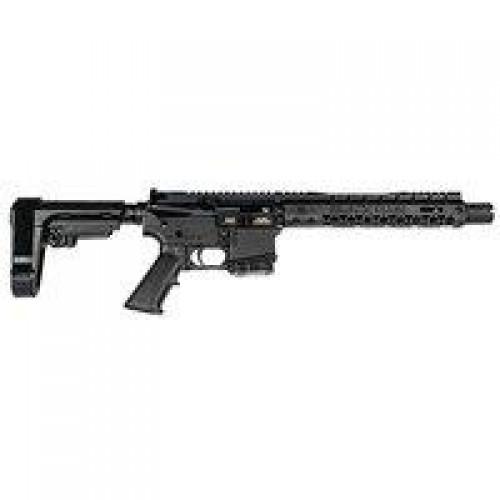 "Black Rain  Carnivore 450bush 16 Blk Shockwave Pistol 10.5"""
