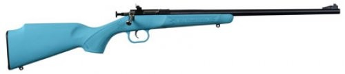 Crickett KSA Model 302 Youth Blue Synthetic .22 LR 16.125-Inch Blue Finish