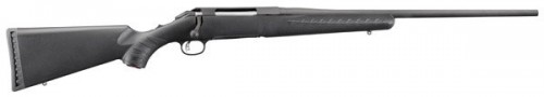 Ruger American Rifle Bolt-Action Rifles - Black