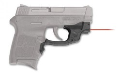 Crimson Trace Laserguard for Bodyguard RED LG-454