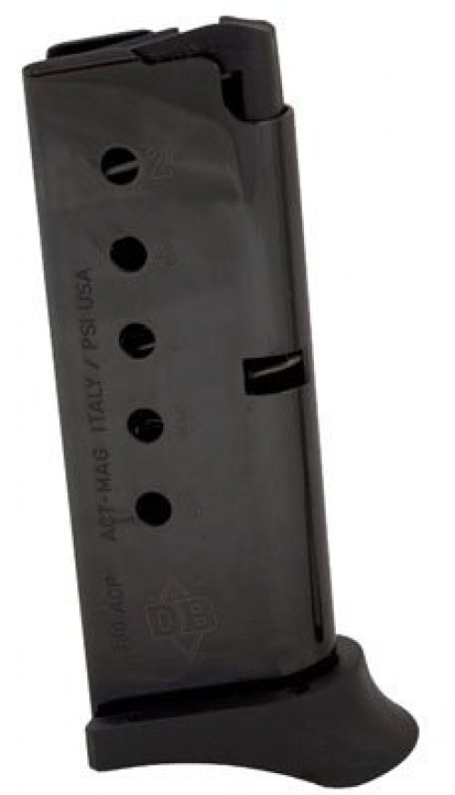 Diamondback Magazine DB380 6rd Black with Finger Extension