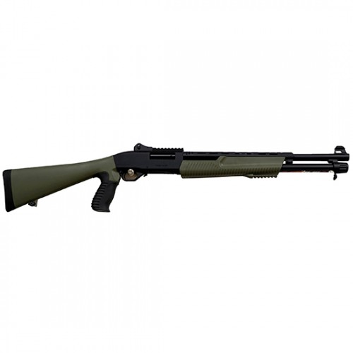 ARMSAN COBRA 12GA 5RD 20 FORCE TACTICAL GREEN